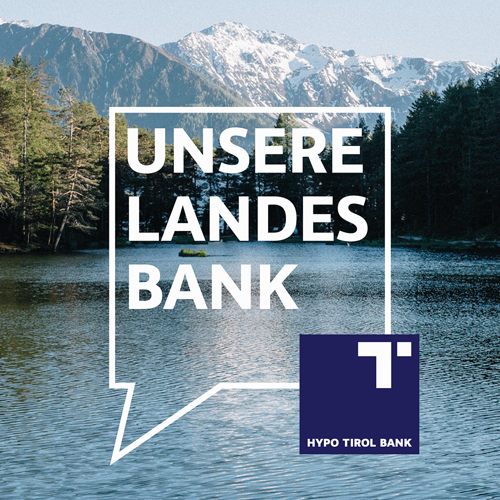 Hypo Tirol Bank. The Great Creative Shark